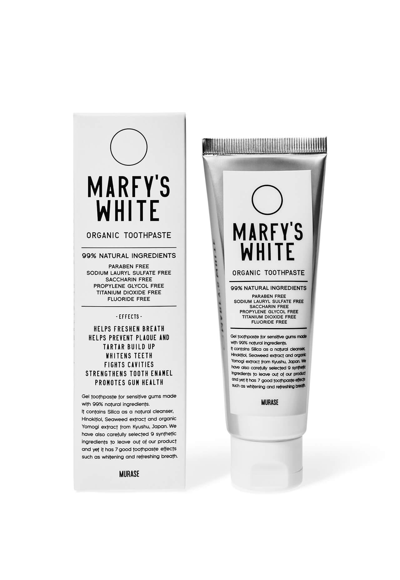 MARFY'S WHITE   マーフィーズ ホワイト
